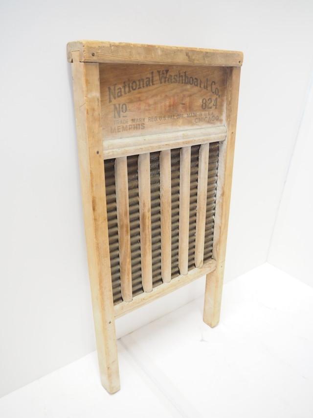 品番4681 洗濯板 / washing board