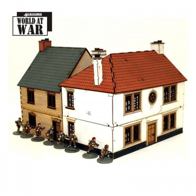 【予約発注】 Corner House Type 1 28S-WAW-133