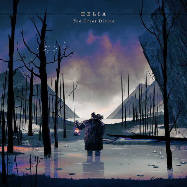【Dig!xDig!xDig!x Distro!】 Helia / The Great Divide