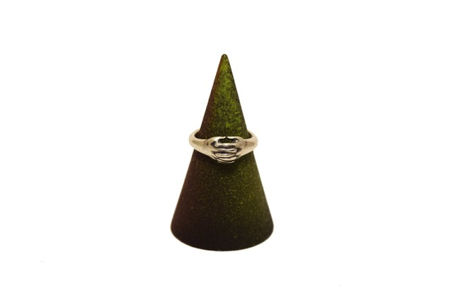 Important thing Free size ring <Silver>