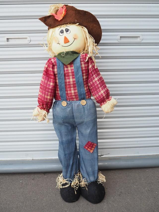 品番2381 ハロウィン人形