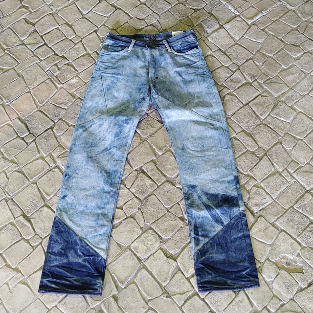 【NEW】PRPS DENIM PT ❬BARRACUDA❭ W30