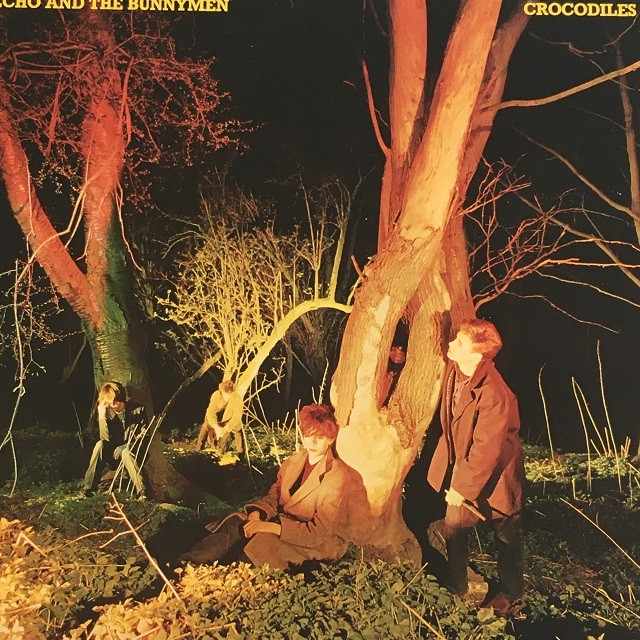 【LP・米盤】Echo & The Bunnymen / Crocodiles