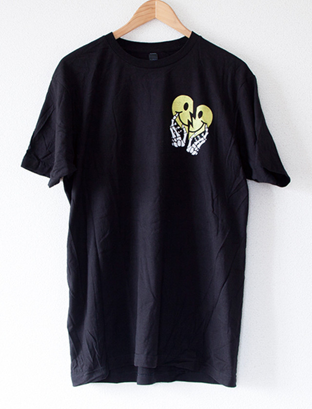 【NEW FOUND GLORY】Miserable T-Shirts (Black)
