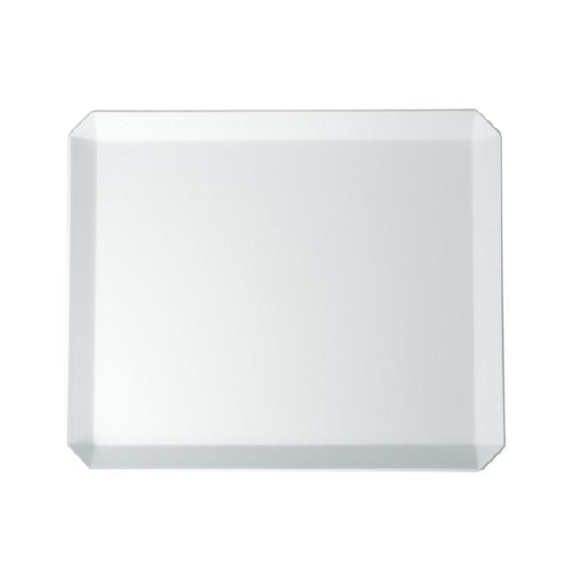 1616 / arita japan TY Square Plate 200 Gray