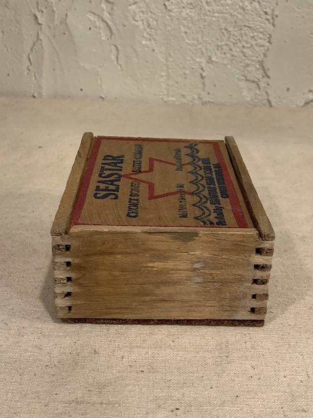 "FISH BOX  "" SEASTAR """