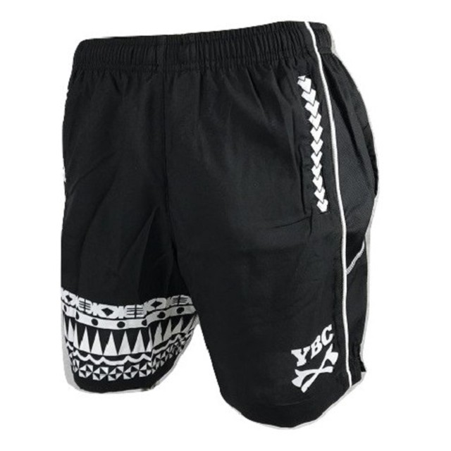 【YBC】Training Gym Shorts Black