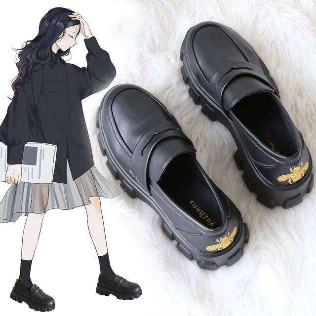 レディース革靴  カジュアルシューズ SHS372001