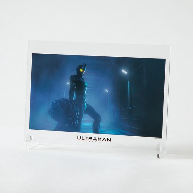 【6月下旬発売予定】アニメ「ULTRAMAN」アクリルパネル【A4】-ACE-