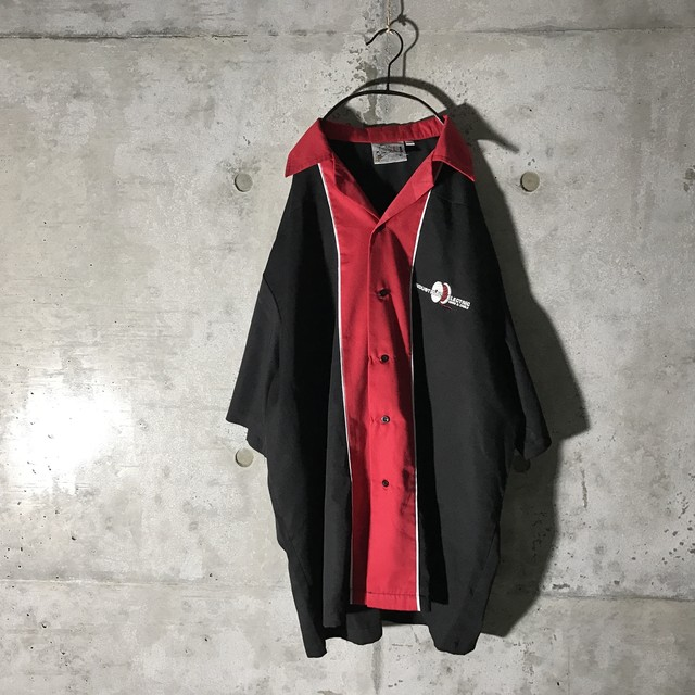 [used] boxes in the check shirt