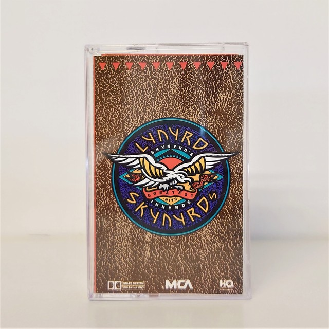 [中古カセット]  Lynyrd Skynyrd ‎– Skynyd's Innyrds / Their Greatest Hits