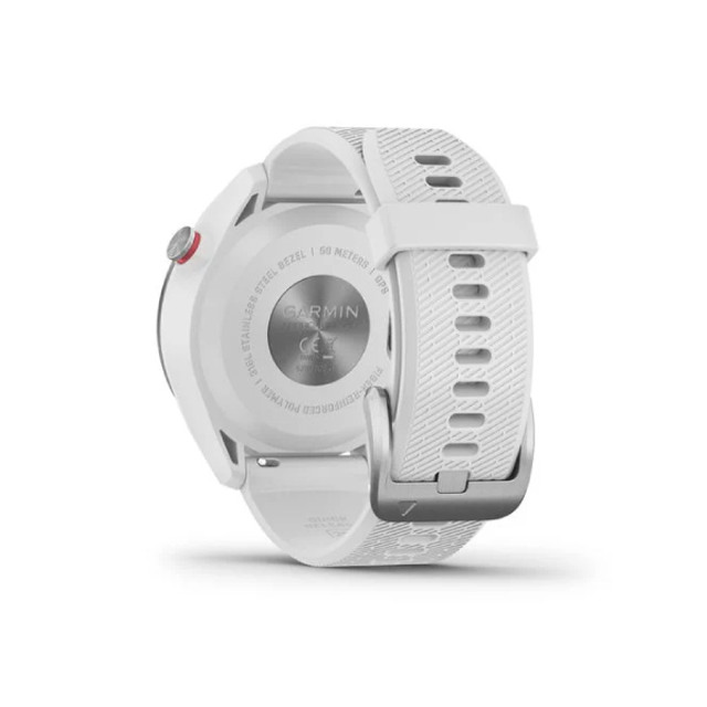 Approach S42 White/Silver