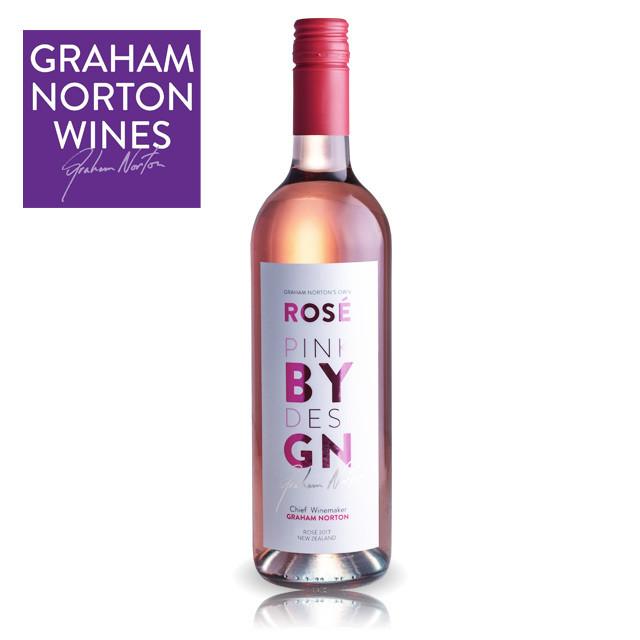 "Graham Norton's Own ""PINK BY DESIGN"" Rose 2018  / グラハムノートン ""ピンクデザイン"" ロゼ"