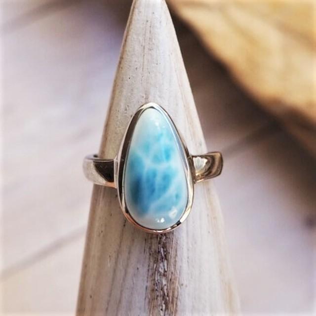 Larimar Ring 18388987-e