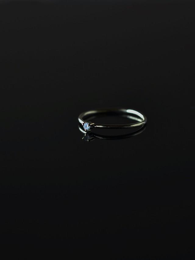 r34 ダイヤモンドリング小