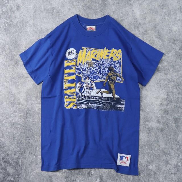 90年代 USA製 Tシャツ シアトルマリナーズT A210
