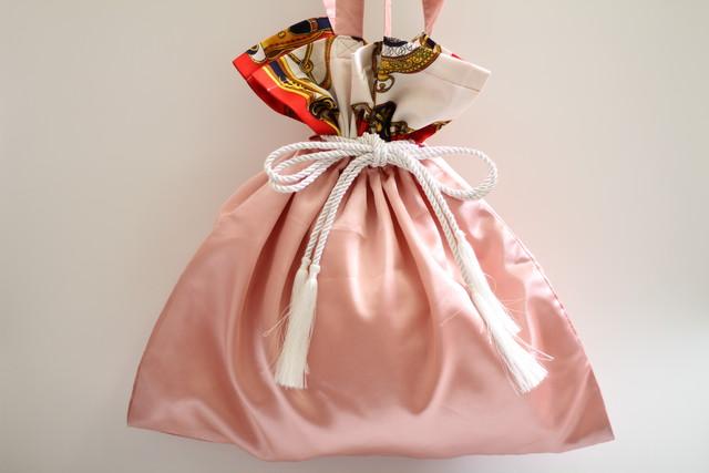 キャンディバッグ(ピンク)#585