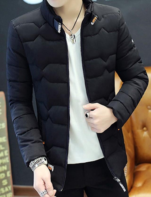 カジュアルジャケット メンズ アウター トップス コート アメカジ ミリタリー シンtps-725