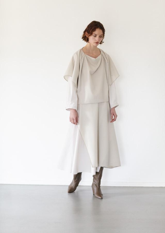 Combi flare skirt