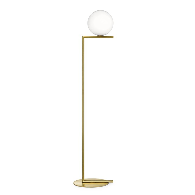 IC Lights F1 フロアランプ gold[ FLOS ]