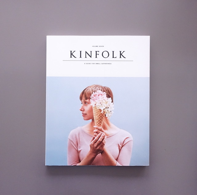 KINFOLK VOLUME SEVEN / 古本
