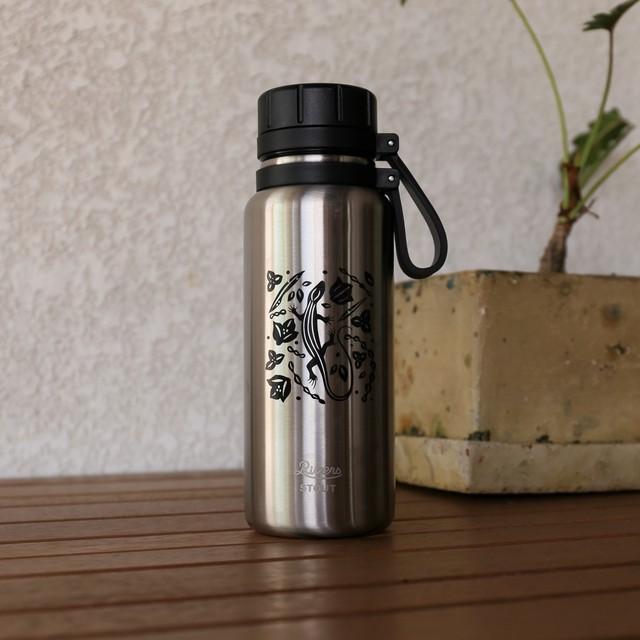 コチンダ水筒 500ml シルバー