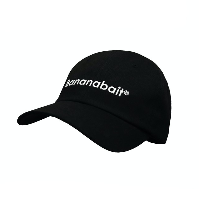 【Banana Bait】BANANA BAIT BASIC BALL CAP / Black