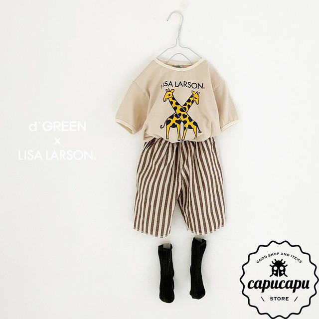 «sold out» LISA LARSON kirin T shirts リサ・ラーソン キリン
