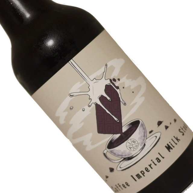 AJB Co. COFFEE IMPERIAL MILK STOUT 330ml