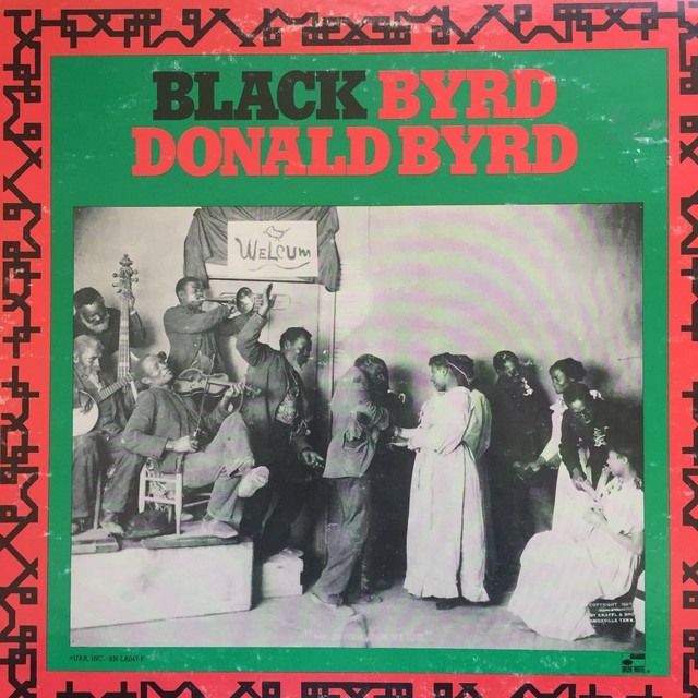 Donald Byrd ‎– Black Byrd