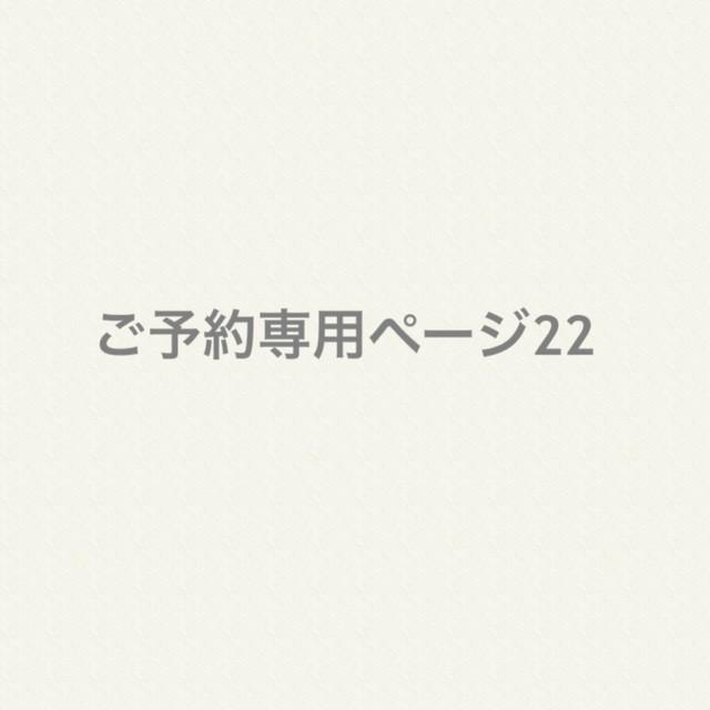 ご予約専用ページ5