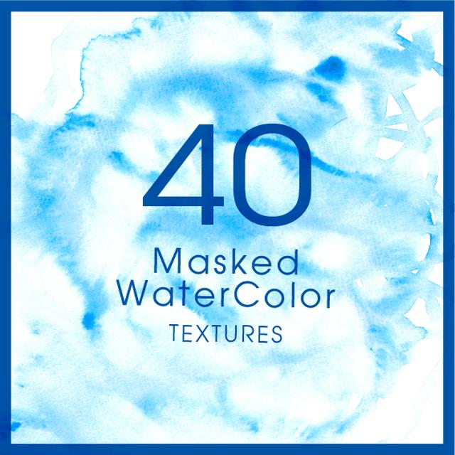 透明水彩素材集3-3