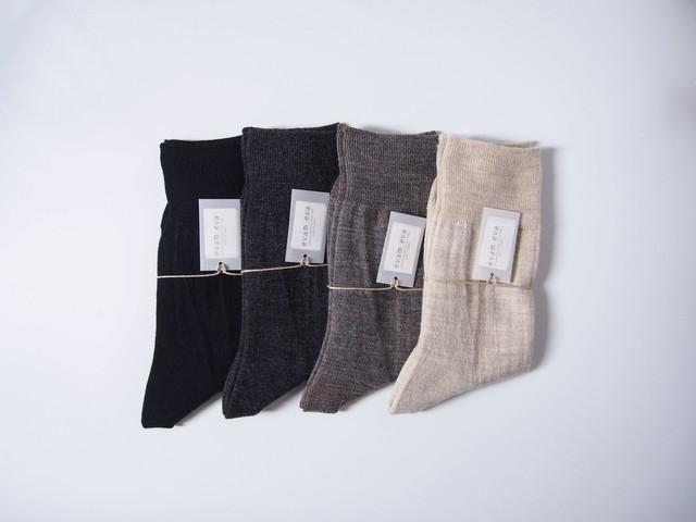 evam eva|preshrunk wool socks