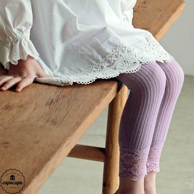«sold out» flo  jasmine leggings 2colors  ジャスミン レギンス