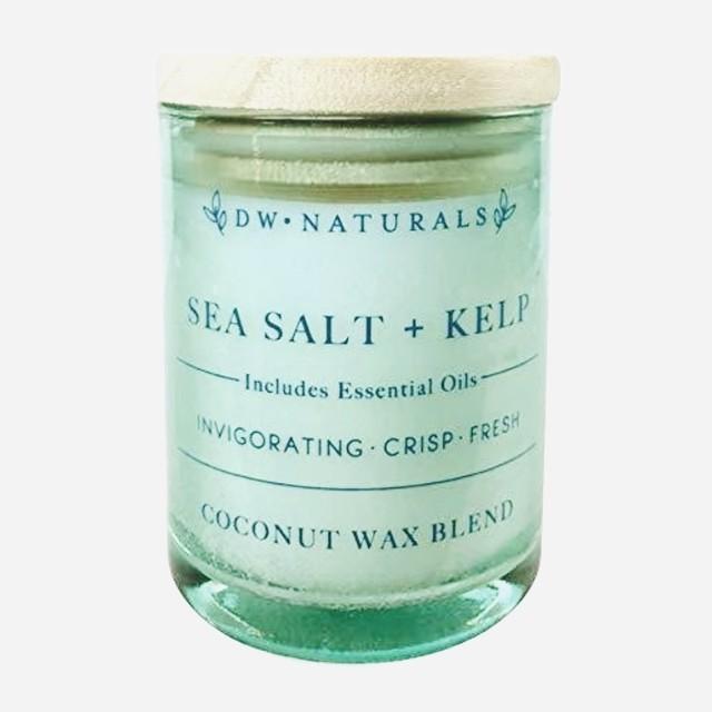 SEA SALT + KELP