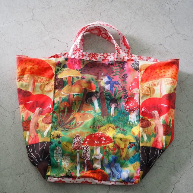 Nathalie Lete Farmers Bag Mushroom