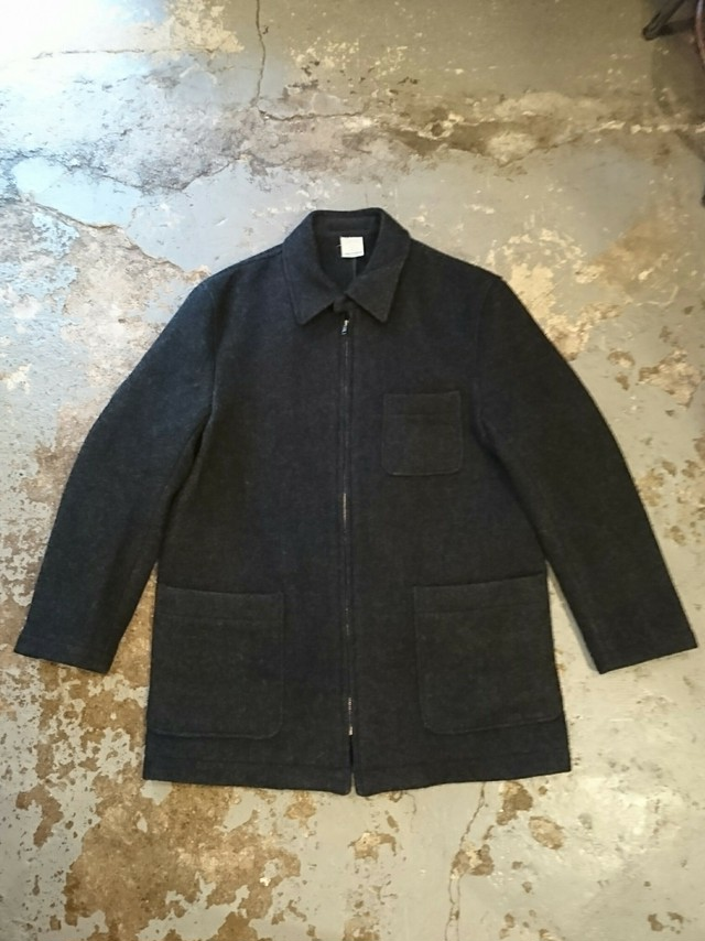COMMEdesGARCONS HOMME WOOL JACKET SAMPLE