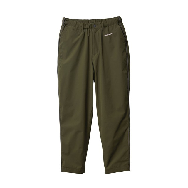 INDEPENDENT x EVISEN PIPING PANTS OLIVE