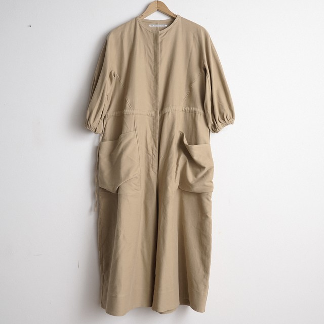 TENNE HANDCRAFTED MODERN テンハンドクラフテッドモダン  VOLUME SLEEVE ALL-IN-ONE CAMEL
