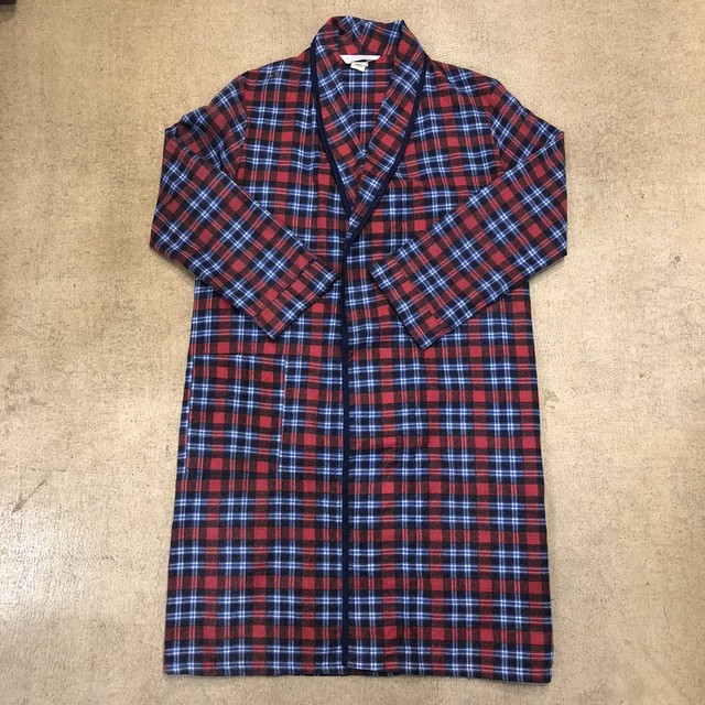 K-Mart Check Gown ¥6,800+tax