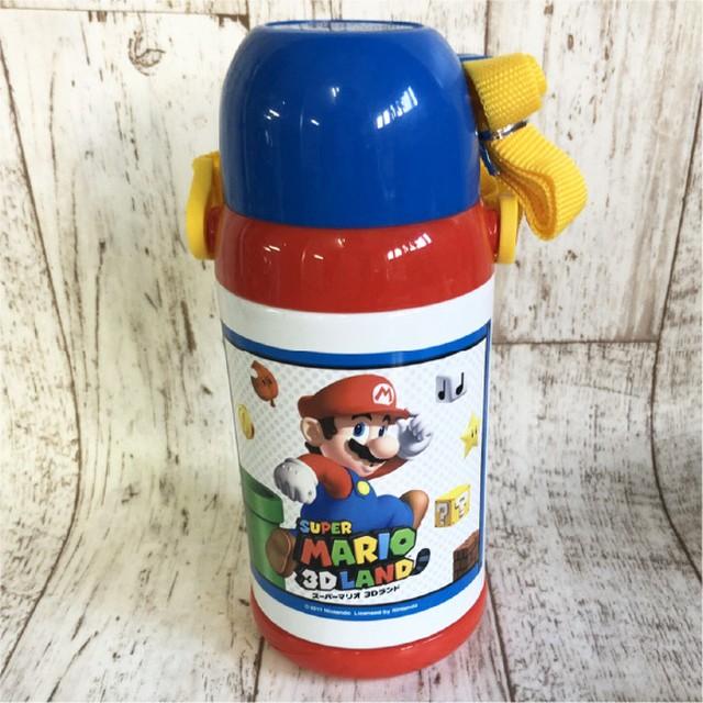 スーパーマリオ ステンレスボトル 570ml