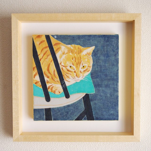 日本画 | May 2 | 猫