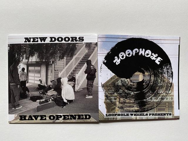 LOOPHOLE WHEELS NEW DOORS HAVE OPENED DVD