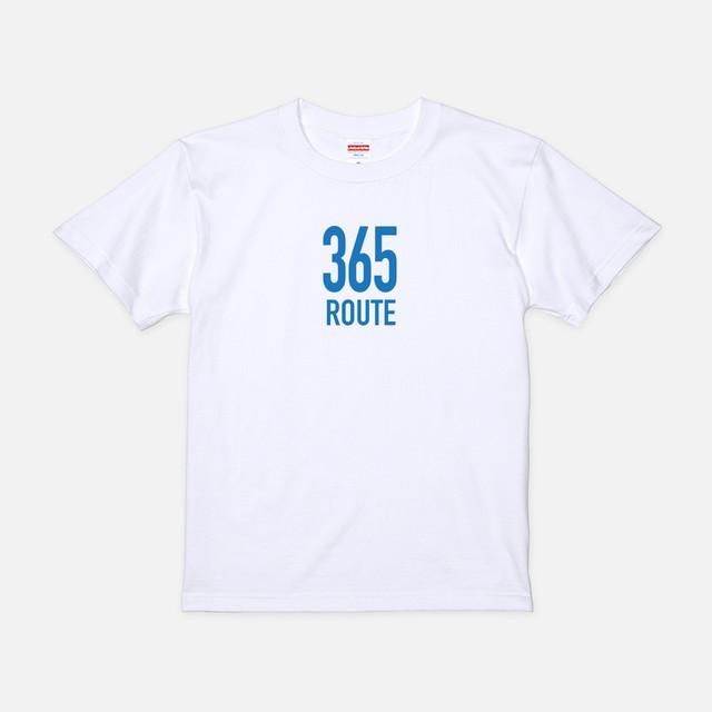 Tシャツ[Route8]R365 ホワイト色