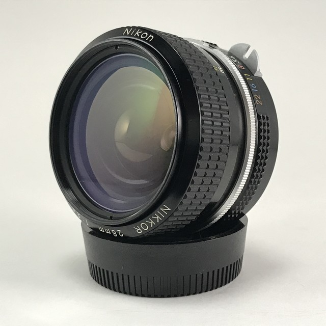 Nikon New NIKKOR 28mm F3.5