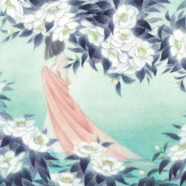 蝶になる夢を見た Minuano