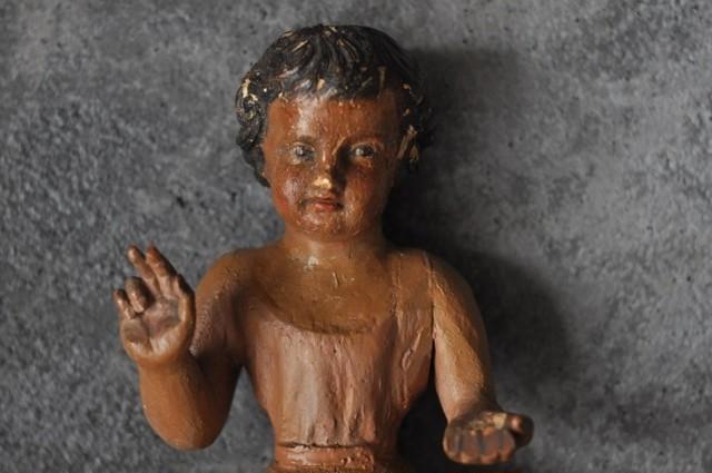 18世紀幼子イエス像
