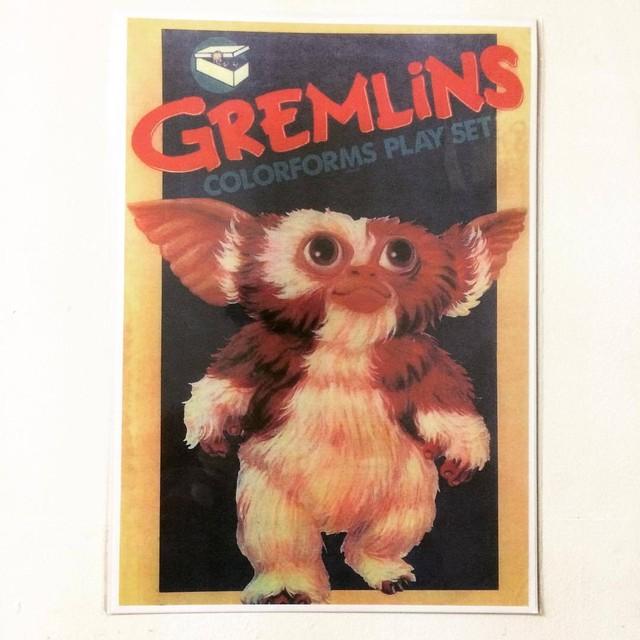 ミニポスター「グレムリン ギズモ」 - メイン画像
