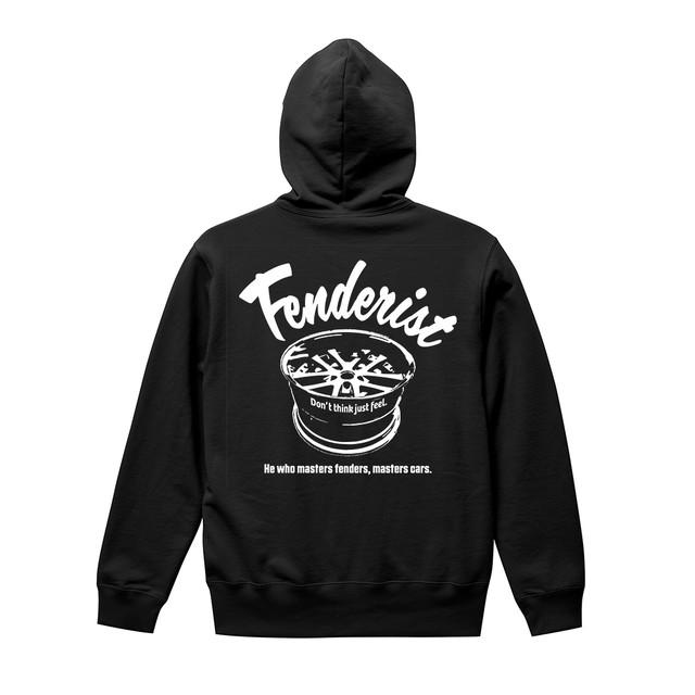 Impress Hoodie #001 - Fenderist