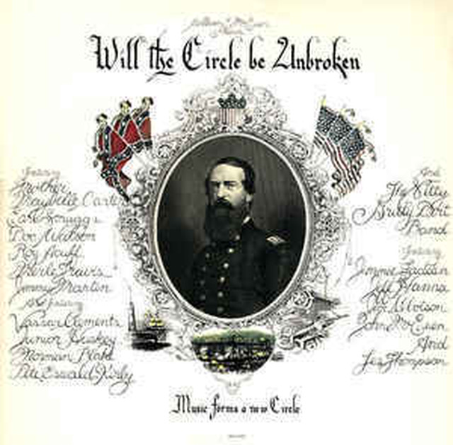 NITTY GRITTY DIRT BAND / WILL THE CIRCLE BE UNBROKEN (LP) USA盤